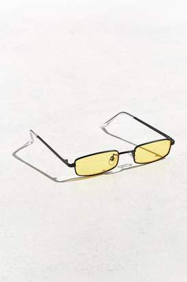 Urban Outfitters Metal Rectangle Sunglasses