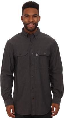 Carhartt Fort Solid L/S Shirt Men's Long Sleeve Button Up