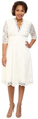 Kiyonna Wedding Belle Dress Women's Dress