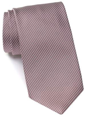 Ermenegildo Zegna Silk Mini Stripe Tie