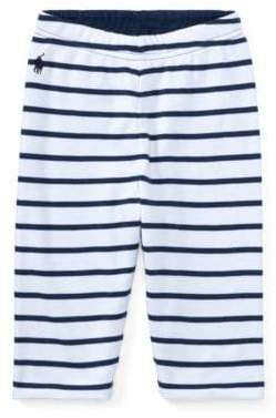 Ralph Lauren Childrenswear Baby Boy's Reversible Cotton Pants
