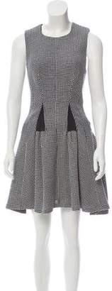 Thakoon Patterned Mini Dress