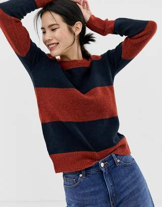 Ichi Stripe Sweater
