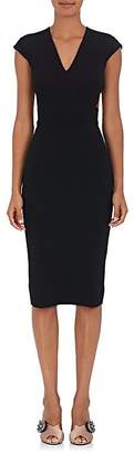 Victoria Beckham Women's Cutout-Back Compact Knit Dress