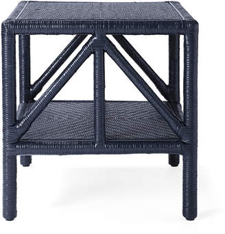 Serena & Lily Trestle Side Table