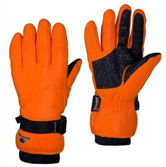 Mossy Oak Blaze Orange Men's Heavy Weight Gloves