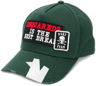 DSQUARED2 DSQ2 Yeah baseball cap