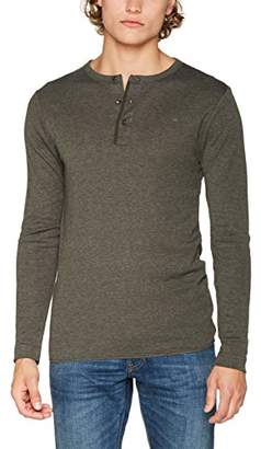 G Star Men's Core Granddad R T L/s Long Sleeve Top