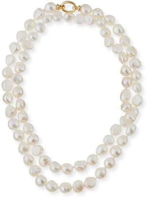 """Grazia And Marica Vozza Baroque Pearl Necklace, 42""""L"""