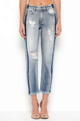 Hidden Jeans Skinnies With Contrast