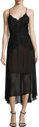 Tracy Reese Placement Slip Dress