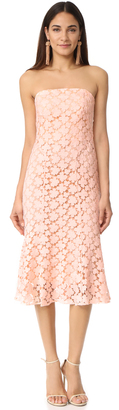 Shoshanna Franklin Midi Dress $540 thestylecure.com