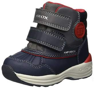 Geox New Gulp Boy ABX 4 Waterproof & Insulated Boot Ankle