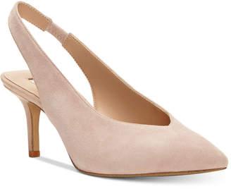 INC International Concepts I.n.c. Women's Varinaa Slingback Pumps, Created for Macy's Women's Shoes