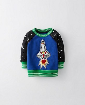 Toddler All Play Sweatshirt In French Terry $40 thestylecure.com
