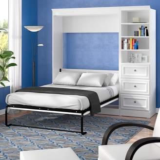 Latitude Run Acevedo Full/Double Murphy Bed