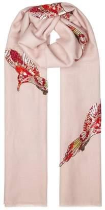 Janavi Fairy Birds Cashmere