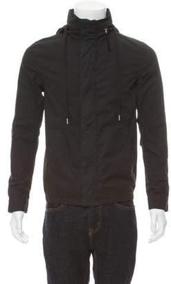 Helmut Lang Packable Hooded Anorak Jacket