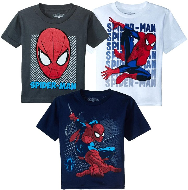 Marvel Ultimate Spiderman Tees (Toddler/Kid) - Assorted - 3T
