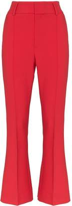 By Ti Mo byTiMo kick flare suit trousers
