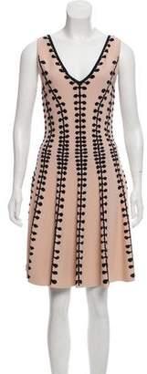 Alexander McQueen Sleeveless Knee-Length Dress w/ Tags