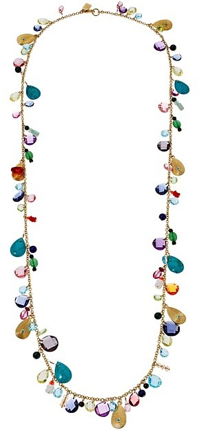 Lauren Ralph LaurenLAUREN Ralph Lauren - Pop Style 34 in Long Beaded Shaky Necklace Necklace