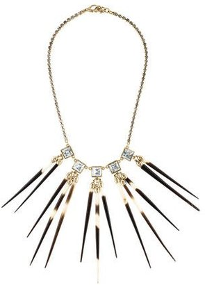 Lulu Frost Crystal Collar Necklace $125 thestylecure.com