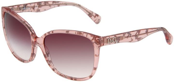 Dolce & Gabbana DD3090 (Pink Glitter) - Eyewear