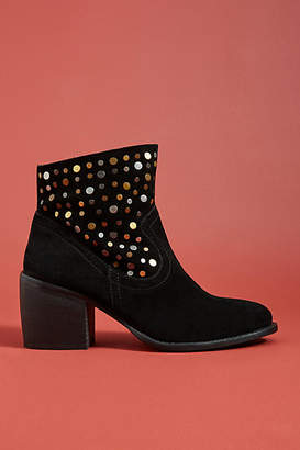 Seychelles Liberally Studded Ankle Boots