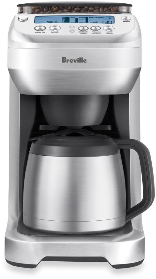Breville YouBrew® Thermal Coffee Maker with Built-in Grinder