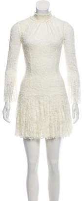 Alexis Lace Mini Dress