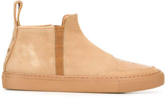 Blood Brother Shen Hi Thayer boots