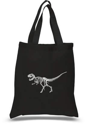 LOS ANGELES POP ART Los Angeles Pop Art Dinosaur T-Rex Skeleton Tote