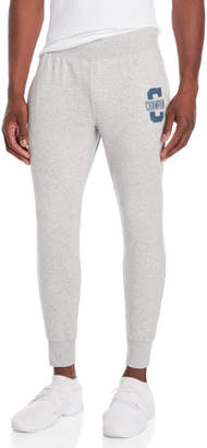 Champion Fleece Logo Slim Fit Joggers