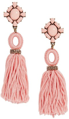 BAUBLEBAR Sohvi Tassel Drop Earrings $36 thestylecure.com