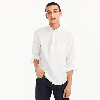 J.Crew Popover American Pima cotton oxford shirt with mechanical stretch