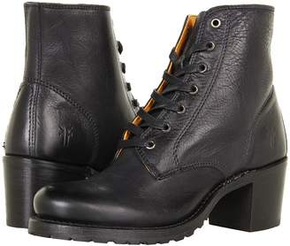 Frye Sabrina 6G Lace Up Women's Lace-up Boots