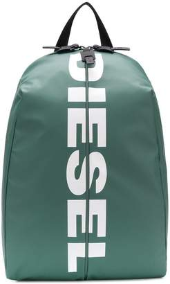 Diesel backpack with bold logo
