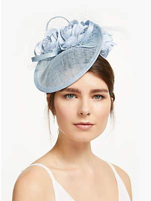 401d038da5ca9 John Lewis   Partners Paige Flower Side Disc Occasion Hat