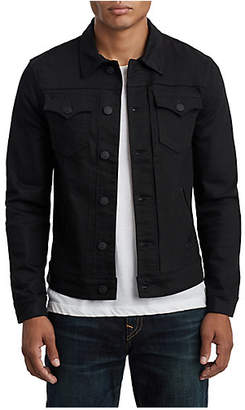 True Religion MENS DYLAN RENEGADE DENIM JACKET