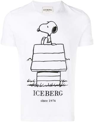 Snoopy Printed T-shirt