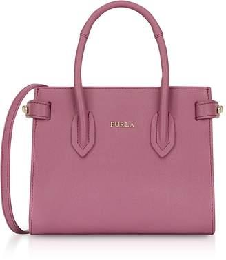 Furla Azalea Saffiano Leather Pin Mini Crossbody Bag
