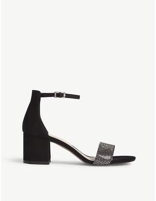 Aldo Gladoniel block heel sandals