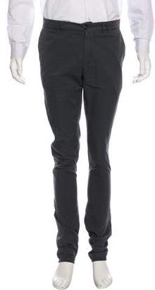 Brunello Cucinelli Flat Front Skinny Pants