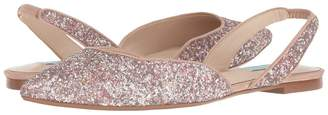 Betsey Johnson Blue by Mimi Women's Flat Shoes