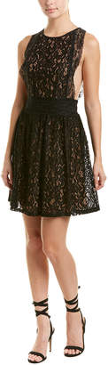 Raga Lani Lace Mini Dress