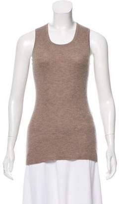Calvin Klein Collection Sleeveless Knit Top