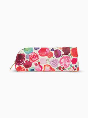 Kate Spade Floral pencil case