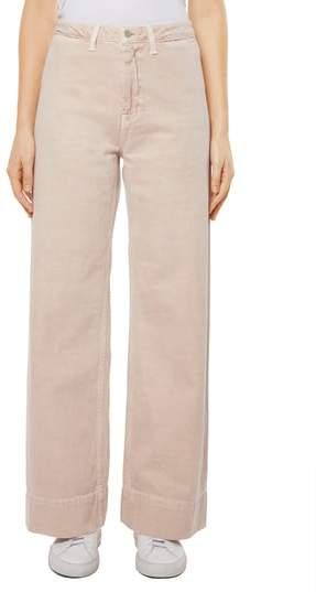 Hallton High Waist Wide Leg Jeans