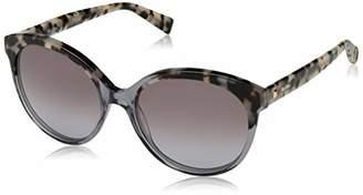 Max Mara Women's Mm Eyebrow I Round Sunglasses